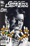 Cover for Green Lantern (DC, 2005 series) #23 [Second Printing]