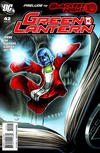 Cover for Green Lantern (DC, 2005 series) #42 [Eddy Barrows Cover]