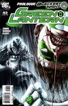 Cover Thumbnail for Green Lantern (2005 series) #43 [Eddy Barrows Cover]