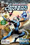Cover for Green Lantern (DC, 2005 series) #48 [Rags Morales Variant Cover]