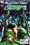 Cover for Green Lantern (DC, 2005 series) #49 [Rodolfo Migliari Variant Cover]