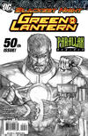 Cover Thumbnail for Green Lantern (2005 series) #50 [Doug Mahnke Variant Sketch Cover]
