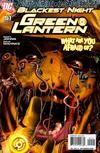 Cover for Green Lantern (DC, 2005 series) #51 [Greg Horn Variant Cover]
