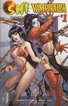 Cover for Shi / Vampirella (Crusade Comics, 1997 series) #1