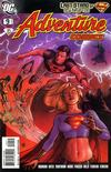 Cover for Adventure Comics (DC, 2009 series) #9 / 512 [9 Cover]