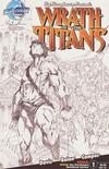 Cover for Wrath of the Titans (Bluewater / Storm / Stormfront / Tidalwave, 2007 series) #1 [Nadir Balen Sketch Cover]