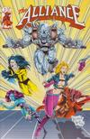 Cover for The Alliance (Image, 1995 series) #3 [Cover B]