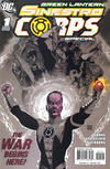 Cover Thumbnail for Green Lantern Sinestro Corps Special (2007 series) #1 [Third Printing]