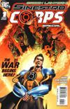 Cover Thumbnail for Green Lantern Sinestro Corps Special (2007 series) #1 [Fourth Printing]