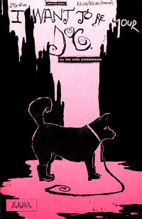 Cover Thumbnail for I Want to Be Your Dog (Fantagraphics, 1990 series) #5