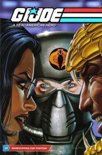 Cover Thumbnail for G.I. Joe, A Real American Hero [25th Anniversary Action Figure Reprint Series] (Hasbro, 2007 series) #64