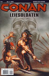 Cover Thumbnail for Conan (Bladkompaniet / Schibsted, 1990 series) #2/2010