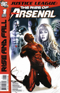 Cover Thumbnail for Justice League: The Rise of Arsenal (DC, 2010 series) #1 [Greg Horn Cover]