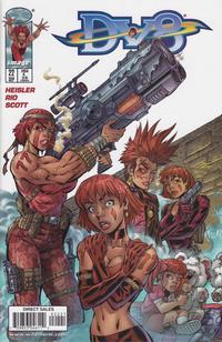 Cover Thumbnail for DV8 (Image, 1996 series) #22 [Al Rio Cover]