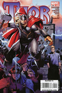 Cover Thumbnail for Thor (Marvel, 2007 series) #600