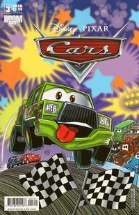 Cover Thumbnail for Cars (Boom! Studios, 2009 series) #3