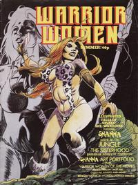 Cover Thumbnail for Warrior Women (Marvel UK, 1982 series)