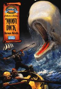 Cover Thumbnail for Pendulum's Illustrated Stories (Pendulum Press, 1990 series) #1 - Moby Dick