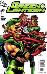 Cover Thumbnail for Green Lantern (DC, 2005 series) #8 [Neal Adams Cover]
