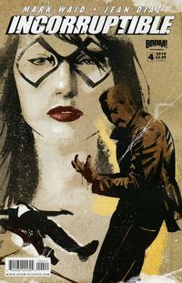 Cover Thumbnail for Incorruptible (Boom! Studios, 2009 series) #4 [Cover B]