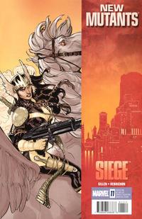Cover Thumbnail for New Mutants (Marvel, 2009 series) #11