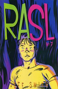 Cover for RASL (Cartoon Books, 2008 series) #7