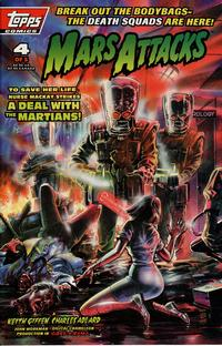 Cover Thumbnail for Mars Attacks (Topps, 1994 series) #4