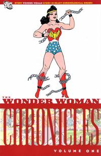 Cover Thumbnail for The Wonder Woman Chronicles (DC, 2010 series) #1