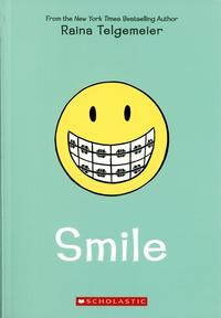 Cover Thumbnail for Smile (Scholastic, 2010 series)