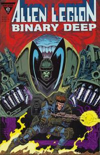Cover Thumbnail for Alien Legion: Binary Deep (Marvel, 1993 series)