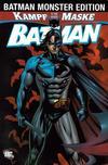 Cover for Batman Monster Edition (Panini Deutschland, 2004 series) #4