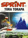 Cover for Sprint (Hjemmet / Egmont, 1998 series) #17 - Tora Torapa