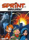 Cover for Sprint (Hjemmet / Egmont, 1998 series) #21 - Varsleren!