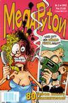 Cover for Mega Pyton (Atlantic Förlags AB, 1992 series) #3/1992