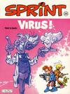 Cover for Sprint (Hjemmet / Egmont, 1998 series) #25 - Virus! [Reutsendelse 382 12]