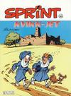 Cover for Sprint (Hjemmet / Egmont, 1998 series) #50 - Kvikk-jet