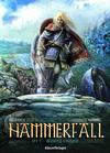 Cover for Hammerfall (Albumförlaget Jonas Anderson, 2010 series) #1 - Ormens lidande