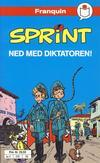 Cover for Sprint [Semic Tegneseriepocket] (Semic, 1990 series) #3 - Ned med diktatoren!