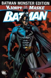 Cover Thumbnail for Batman Monster Edition (Panini Deutschland, 2004 series) #4