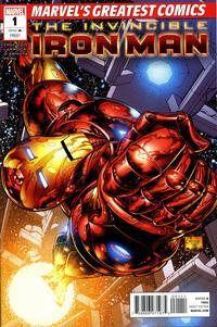 Cover Thumbnail for Invincible Iron Man MGC (Marvel, 2010 series) #1