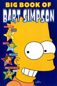 Cover Thumbnail for Big Book of Bart Simpson (HarperCollins, 2002 series)