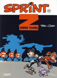Cover Thumbnail for Sprint (Hjemmet / Egmont, 1998 series) #31 - Z vender tilbake