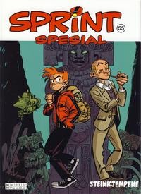 Cover Thumbnail for Sprint (Hjemmet / Egmont, 1998 series) #55 - Steinkjempene