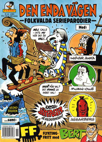 Cover Thumbnail for Parodi (Epix, 1990 series) #11/1994 - Den enda vägen - folkvalda serieparodier