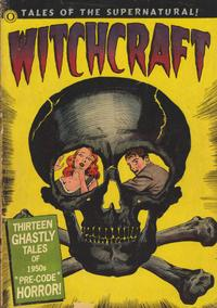 Cover Thumbnail for Chamber of Mystery: Witchcraft (Olympian Publishing, 2006 series) #1