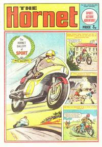Cover Thumbnail for The Hornet (D.C. Thomson, 1963 series) #445
