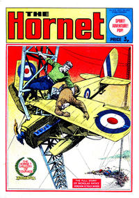 Cover Thumbnail for The Hornet (D.C. Thomson, 1963 series) #474