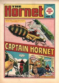 Cover Thumbnail for The Hornet (D.C. Thomson, 1963 series) #481