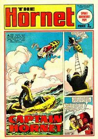 Cover Thumbnail for The Hornet (D.C. Thomson, 1963 series) #487