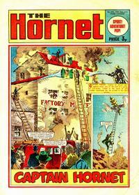 Cover Thumbnail for The Hornet (D.C. Thomson, 1963 series) #494